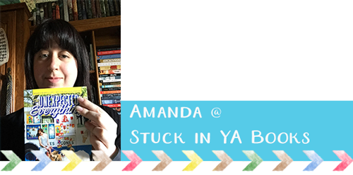 Amanda @ Stuck in YA Books on Morgan Matson