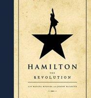 Hamilton The Revolution book cover