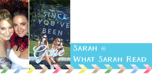 Sarah @ What Sarah Read on Morgan Matson