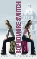 Sophomore Switch by Abby McDonald book cover