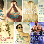 Recently in Romance: Sarina Bowen Edition, Part 1!