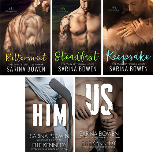 Recently in Romance: Sarina Bowen edition, Part 2!
