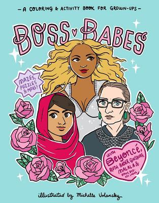 GIVEAWAY: Who's your favorite #BossBabe?   Boss Babes by Michelle Volansky