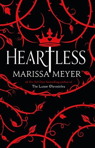 GIVEAWAY CONTEST: Heartless by Marissa Meyer   Blog Tour: Queen of Hearts Excerpt + Review!