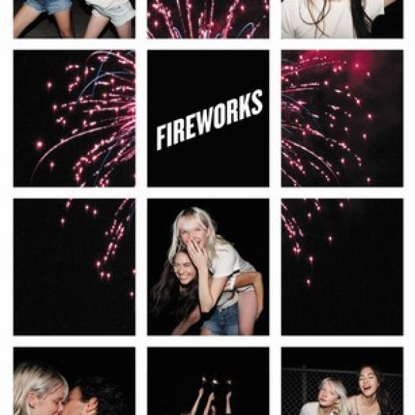 Fireworks by Katie Cotugno | Review + Playlist