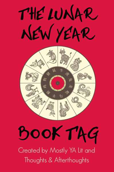 Presenting…the Lunar New Year Book Tag!