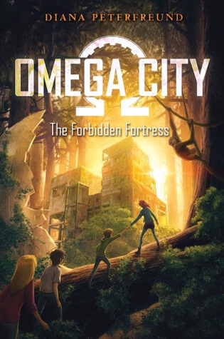 Middle Grade Reads #2 | Omega City: The Forbidden Fortress by Diana Peterfreund and Smile by Raina Telgemeier