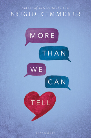 More Than We Can Tell by Brigid Kemmerer | Review