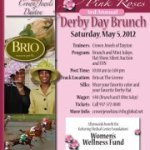 Get Your Tickets for the 3rd Annual Derby Day Brunch