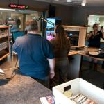See the New Studios at WYSO's Open House
