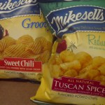 Food Adventures Visits Mikesells Potato Chip Plant + **CONTEST***
