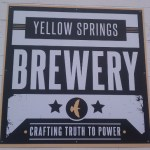 The Food Adventures Crew Peek Into Yellow Springs Brewery!
