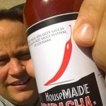 Dayton's Housemade Sriracha Craze Continues !! **Bottle Giveaway !**
