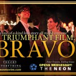 Oscar Hopeful THEORY OF EVERYTHING Opens at THE NEON!