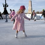 MetroParks Ice Rink Opens Friday