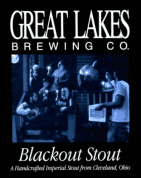 Great Lakes Brewing Company Blackout Stout