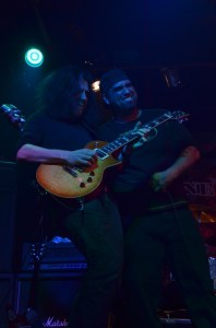 Engine of Chaos with Alex Skolnick (photo by Mike Ritchie)
