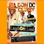 "Don ""DC"" Curry – One Nighter at Taste"