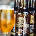 A collaboration by BJ's Brewhouse and Stone Brewing Co.