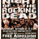 Night of the Rocking Dead in Tipp City