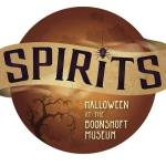 Spirits – The Boonshoft Museum's New Halloween Party  **Ticket Giveaway**