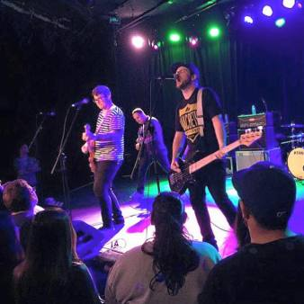 Hawthorne Heights headlines this showcase of Dayton original bands
