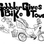 Gobbler Gives Bike Tour
