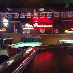 Sure Shots pool table