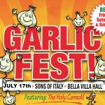 GarlicFest Returns with Bocce Classic July 15-17th