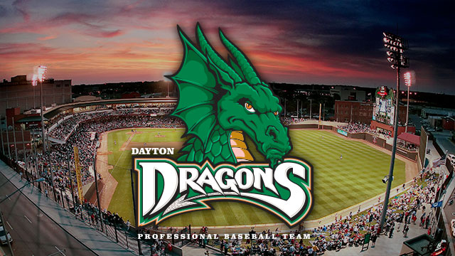 The Dayton Dragons Home Opener is April 6th!