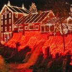 Legendary Lights of Clifton Mill light up the holidays for 29th season!