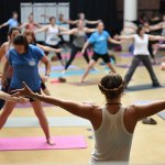 Yoga At The Museum Returns