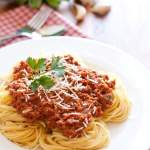 Jan 4th is National Spaghetti Day