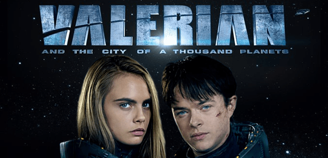 Ambivalent Sci-Fi in Valerian and the City of a Thousand Planets