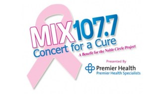 "MIX 107.7 ""Concert for a Cure"""