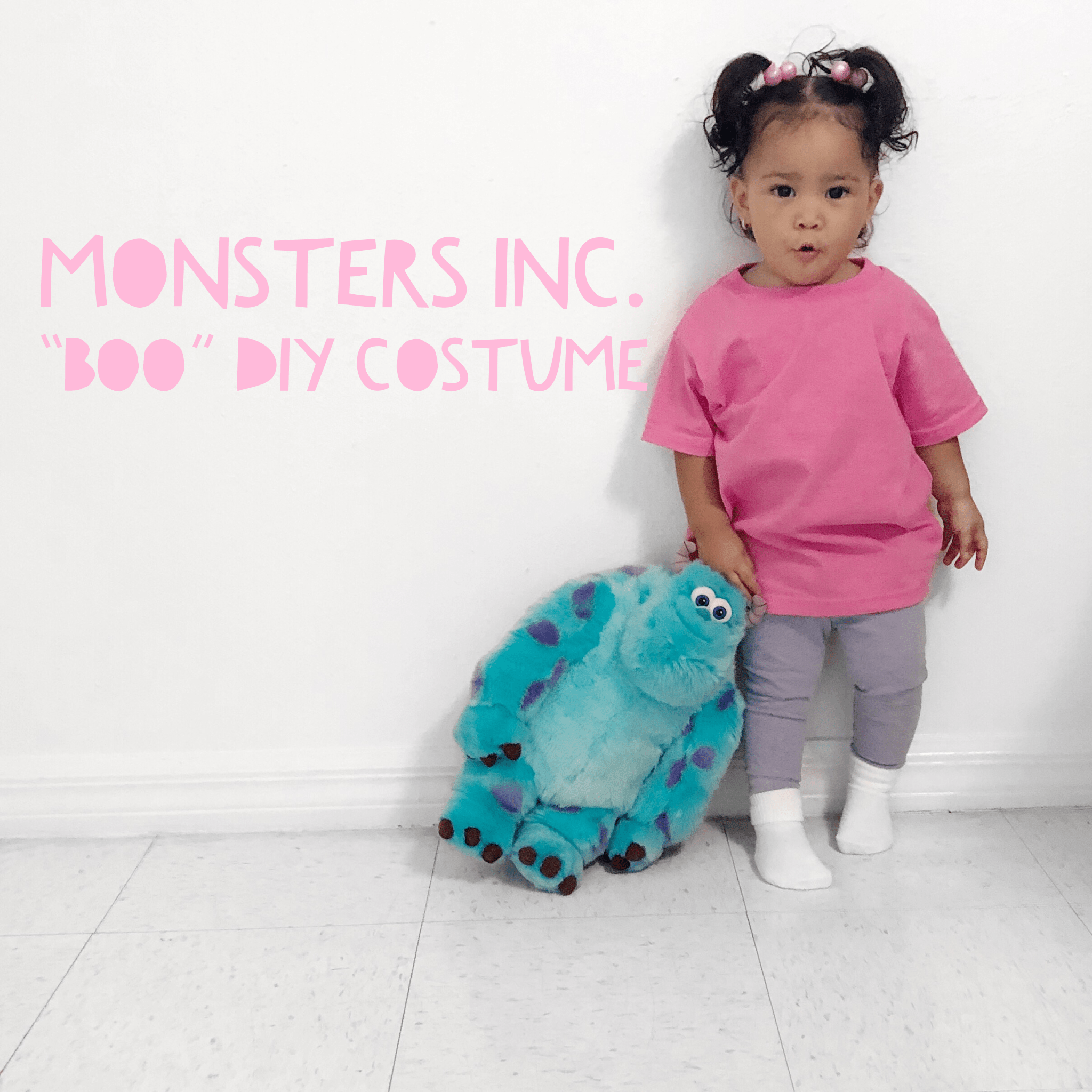 Monsters Inc Boo Diy Costume Most Things Mom
