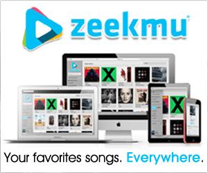Listen to million songs with Zeekmu®!