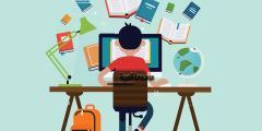 مهارات الحياة التعليمية و العمل الروتيني