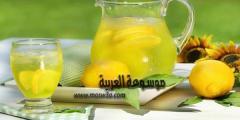 فوائد عصير الليمون عديدة منها الوقاية من حصوات الكلى