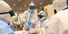 COVID-19 يسبب ضمار الشعب الهوائية والجهاز التنفسي