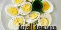 النباتيون هل يأكل البيض؟