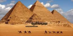 أهرامات مصر – المباني التاريخية القديمة الأكثر شهرة