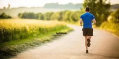 ممارسة رياضة الركض للوراء