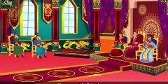 حكاية الأميرة هاسي