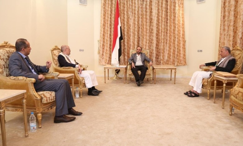 Photo of President al-Mashat: 'Implementing national vision and building the Country' is one of the most important front