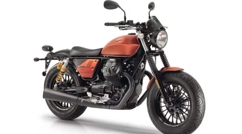 Moto Guzzi V9 Bobber Sport 2019