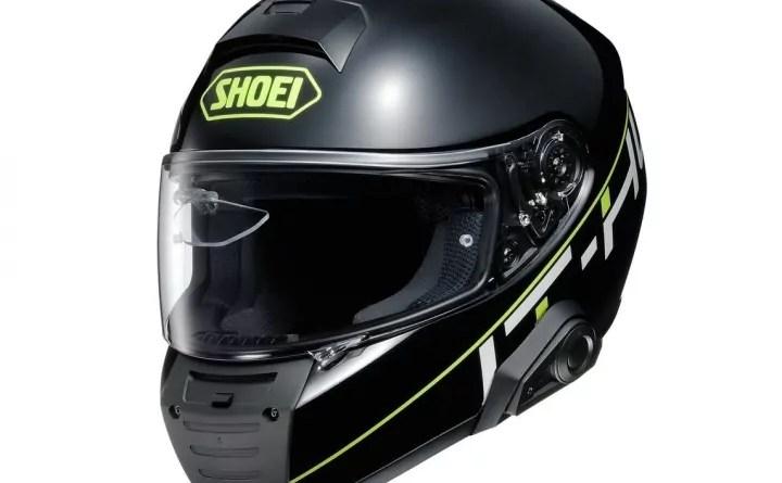 Casco de moto inteligente Shoei IT-HL