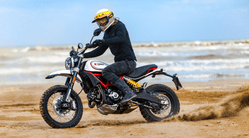 Ducati Scrambler Days of Joy