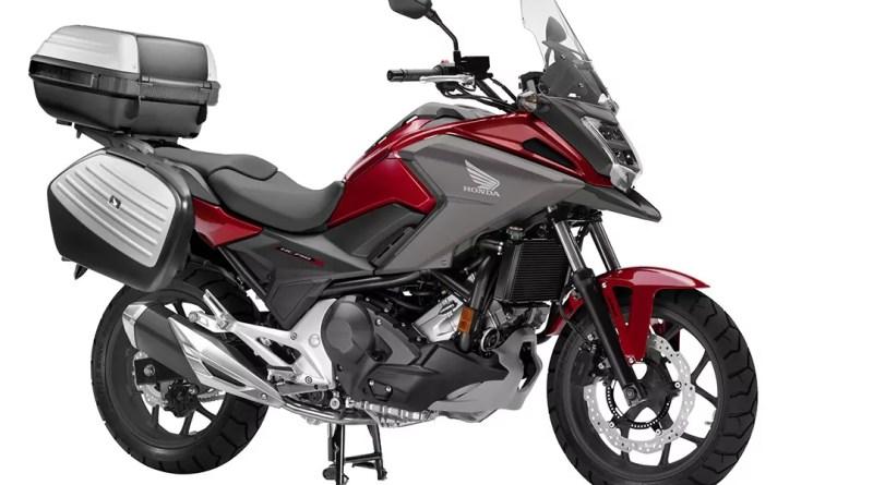 Honda NC750X Travel Edition
