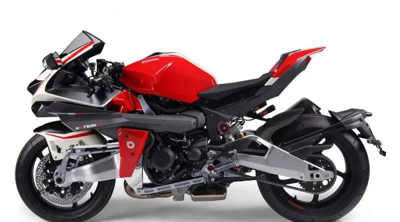 Bimota Tesi H2 2020: la primogénita sobrealimentada de Kawasaki y Bimota